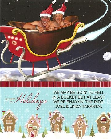 Hoopy Holidays 2011