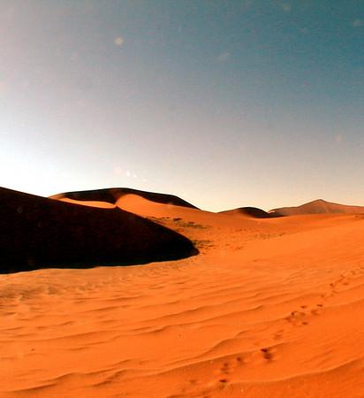 Safari Adventures #10A / Spirit Of The Namib