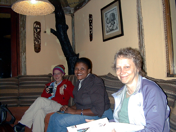 Safari Adventures #3 / The Spirit Of The Namib